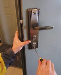 自己DIY锁芯防盗1